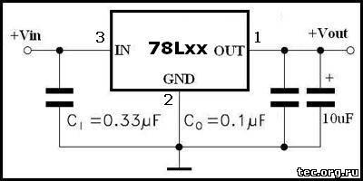 78L05 / 78L06 / 78L08 / 78L09 / 78L12 / 78L15 / 78L18 / 78L24 ...
