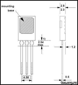 Купить симистор 2n6075 в екатеринбурге