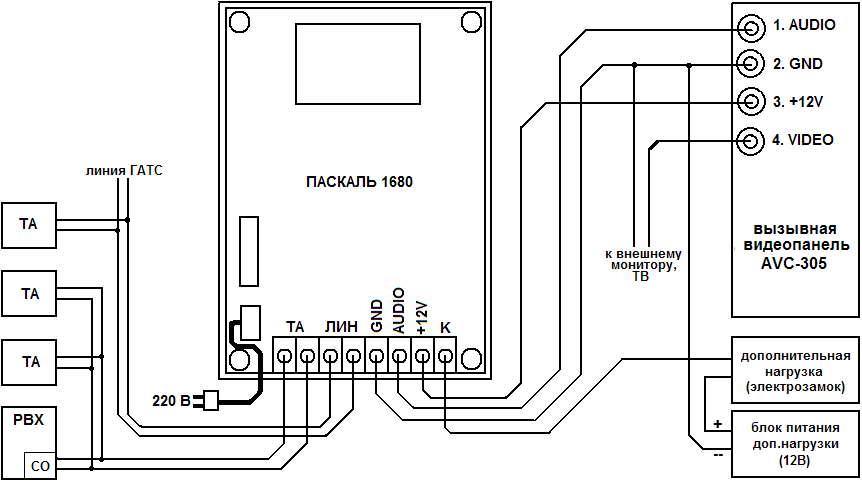 Схема включения avc305 | Схемы сети: http://jokestaff.myftp.org/2013/07/30/shema-vklyucheniya-avc305