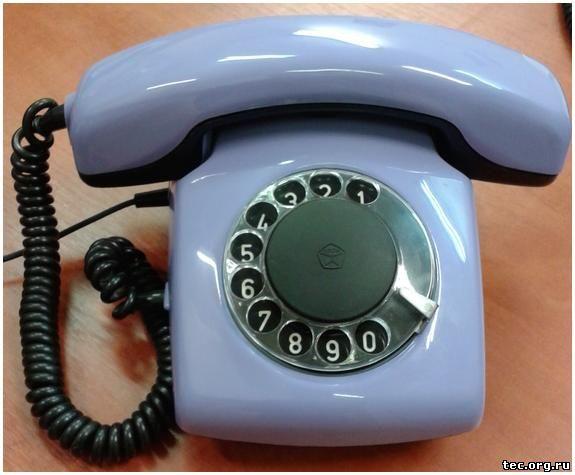 схему телефонного аппарата